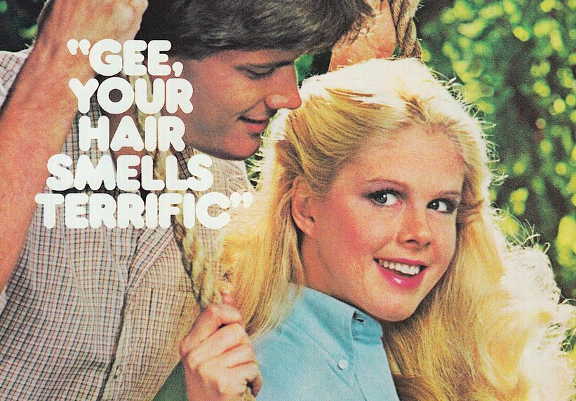 gee your hair smells terrific, Telling It Like It Is